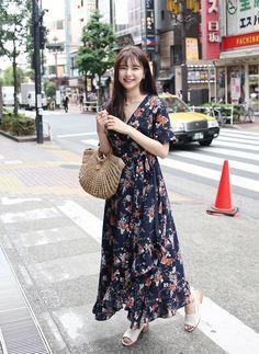 Korean Fashion – How to Dress up Korean Style – Designer Fashion Tips Korean Fashion Dress, Korean Street Fashion, Ulzzang Fashion, Korea Fashion, Korean Outfits, Modest Fashion, Asian Fashion, Daily Fashion, Fashion Dresses