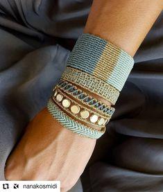 White and Cream Macrame Bangle,Knotted Wristband,Micro Macrame Wide Bracelet,Gold Metallic Waxed Thread,Woman Macrame jewelry Thread Bracelets, Macrame Bracelets, Handmade Bracelets, Loom Bracelets, Handmade Jewelry, Macrame Art, Macrame Jewelry, Jewelry Art, Macrame Knots