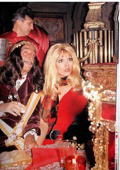 1969 bal Oriental * du Baron Alexis de Redé Salvador Dali et Amanda Lear
