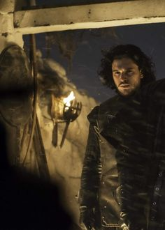 Watcher in the Wall - Jon Snow