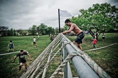 Building Modular Extreme Sports Obstacles [Spartan Race]