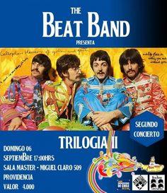 The Beat Band (Chile) en Sala Master.