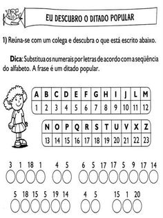 40 Atividades de Produção de Texto 1º Ano do Ensino Fundamental - Online Cursos Gratuitos Thing 1, Words, Irene, Alice, Popular, Letter C Activities, Abc Centers, Sight Word Activities, 1st Grades