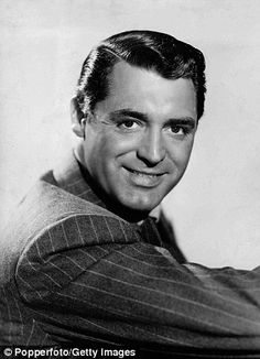 Image detail for -Iconic actors Cary Grant, top, and Spencer Tracy, bottom, were also ...