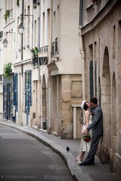 Parisian Wedding