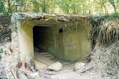 The death tunnel at Waverly Hills Sanitarium, this is where they took the dead bodies out of the facility
