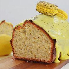 Κέικ με Λεμόνι και Παπαρουνόσπορο #λεμόνι  #κέικ