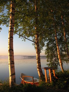 Sunrise at 3:3am on midsummer in Finland. For the best of art, food, culture, travel, head to theculturetrip.com. Click http://bit.ly/CultureTripFinland for everything a traveler needs to know about a trip to Finland.