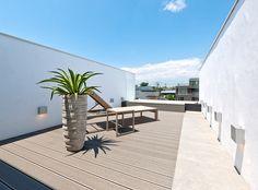 専門家:ウィズ・ワンが手掛けた、ルーフテラス(自然素材の家 オークラモデル)の詳細ページ。新築戸建、リフォーム、リノベーションの事例多数、SUVACO(スバコ)