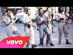 "Ray Parker Jr.'s Ghostbusters music video is full of neon, cameos and mirth. | 30 Reasons ""Ghostbusters"" Is The Greatest Movie Ever"