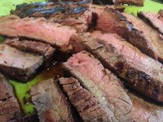 Paleo Skirt Steak