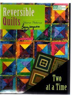 reversible quilt - Ludmila Krivun - Picasa Web Albums