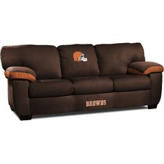 Imperial Cleveland Browns Classic Sofa
