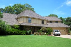 Whether you are looking for a architectural shingle, slate, copper, tile, or wood roof we have got you covered. Call today or visit our showroom floor (918) 665-6747