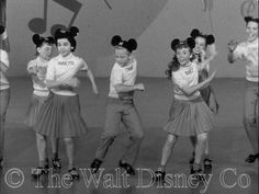The Original Mickey Mouse Club Show.  I ran home everyday from school so I wouldn't miss this!