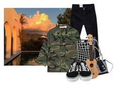 """""""Untitled #1047"""" by jaykitten123 ❤ liked on Polyvore featuring NLST, ABVHVN, David Yurman and Vans"""