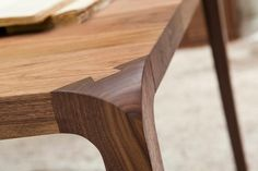 Riva1920 solid wood table
