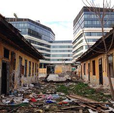 Józsefvárosi kontraszt egyetlen képen | Mandiner