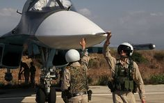 Syrian Saga: Russian Airstrikes 'Spread Panic Among Terrorists'