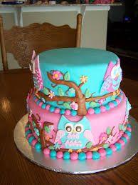 Resultado de imagen para torta de buho