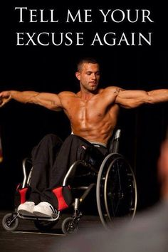 No excuses, just run for all of those who want to but are unable to.....