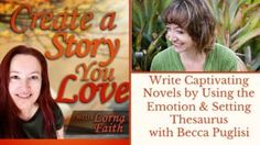 018 Write Captivating Novels Using the Emotion and Setting Thesaurus with Becca Puglisi Writer Tips, Self Publishing, Your Turn, Stand Tall, Writing Prompts, Writing Ideas, Social Media Tips, Becca, Novels