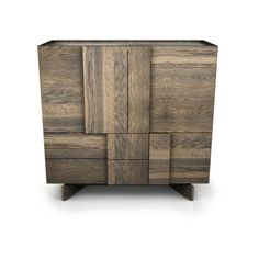 Huppe Illusion Buffet ($2,155) ❤ liked on Polyvore featuring home, furniture, storage & shelves, sideboards, modern furniture, modern buffet, drawer furniture, grain wood furniture and modern home furniture