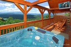 Majestic Mountain Escape with 2 bedroom(s) and 2 bathroom(s) located in Sevierville managed by Timber Tops Cabin Rentals in the Smoky Mountains. Honeymoon Cabin, Honeymoon Fund, Best Honeymoon, Romantic Honeymoon, Romantic Getaway, Honeymoon Ideas, Cheap Honeymoon, Affordable Honeymoon, Disney Honeymoon