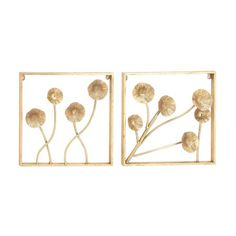 The Benzara Sassy Metal Wall Decor - Set of 2 is an industrial and abstract interpretation of flowers in bloom. Each of these wall decor pieces features. Wall Decor Set, Metal Wall Decor, Room Decor, Home Decor Furniture, Shabby Chic Furniture, Fake Plants Decor, Fall Mantel Decorations, Art Deco Diamond, Cool Walls