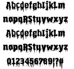 Lavender Witness font by Axel Lymphos  http://www.fontriver.com/font/lavender_witness/  #horror #fonts #typography #design #webdesign #type #ttf #lettering