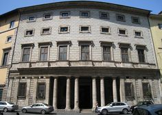 Palazzo Massimi, Rome -  considered one of the most important early Renaissance mannerist masterpieces and remains the principal residence of this family of the 'Black Nobility'.