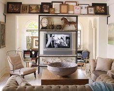 elhelyezés  http://hollygagneinteriordesign.wordpress.com/2012/03/09/ashleys-living-room/