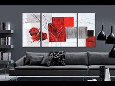 quadri astratti dipinti moderni dipinti a mano
