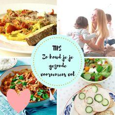 Zo houd je die gezonde voornemens wel vol! Afvallen, gezonder eten en fit worden, deze tips gaan je helpen! Uitmom