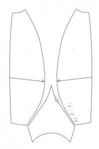 Лепестковая юбка - бохо стиль
