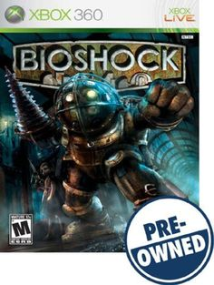 BioShock — PRE-Owned - Xbox 360, 115