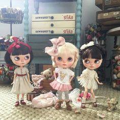 Dolly Treasures #blythe