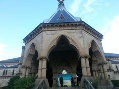 Entry to Mortuary Station Sydney