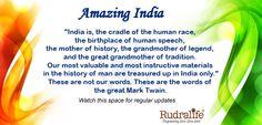 #AmazingIndia by Rudralife