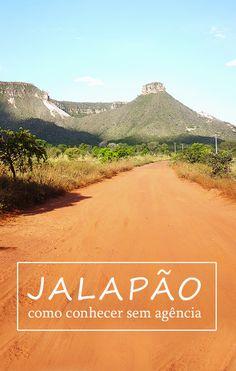 Jalapão por conta própria - perguntas e respostas para conhecer a região sem agência
