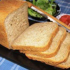 Pão de Ervas Integral - Máquina de Pão