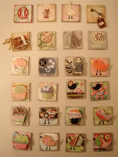 Inchies by Little Miss Crafty, via Flickr