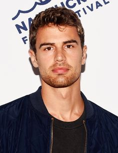 Theo James is so f*cking sexy HAPPY BIRTHDAY THEO JAMES