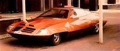 Straker's Car UFO TV series (1969)