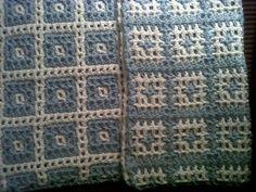 Interlocking crochet......