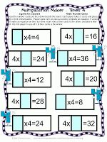 Freebie Math Magazine to Enjoy - from Fun Games 4 Learning