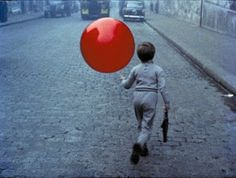 Blog en 35 mm.: El vuelo del globo rojo (Hou Hsiao-Hsien, 2007)