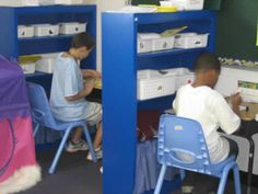 Work Stations (Autism Classroom Support) #autism #support #classroom (AutismClassroom.com) Repinned by AutismClassroom.com Follow us at http://www.pinterest.com/autismclassroom/