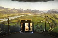 Salzburg/AustriaThis 19th century cyclorama acts like an analogue time machine to a different era.