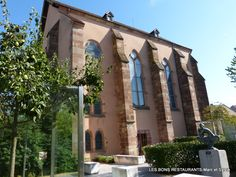 Sarrebourg(57)-La chapelle des Cordeliers!